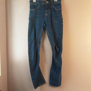 Jack & Jones Jeans, Button Fly Stan Fit, 30x34